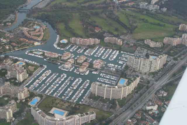 Photo Cannes Marina Place de port 1
